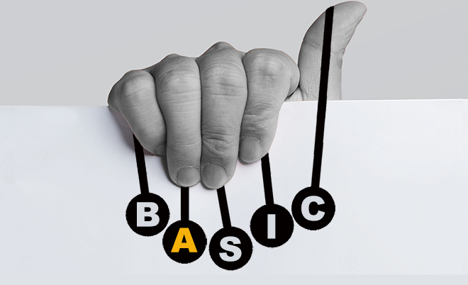 The A in B.A.S.I.C. Means You're Believable